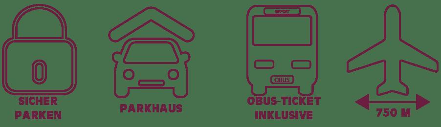 günstig parken im Indoor-Parkplatz Salzburg