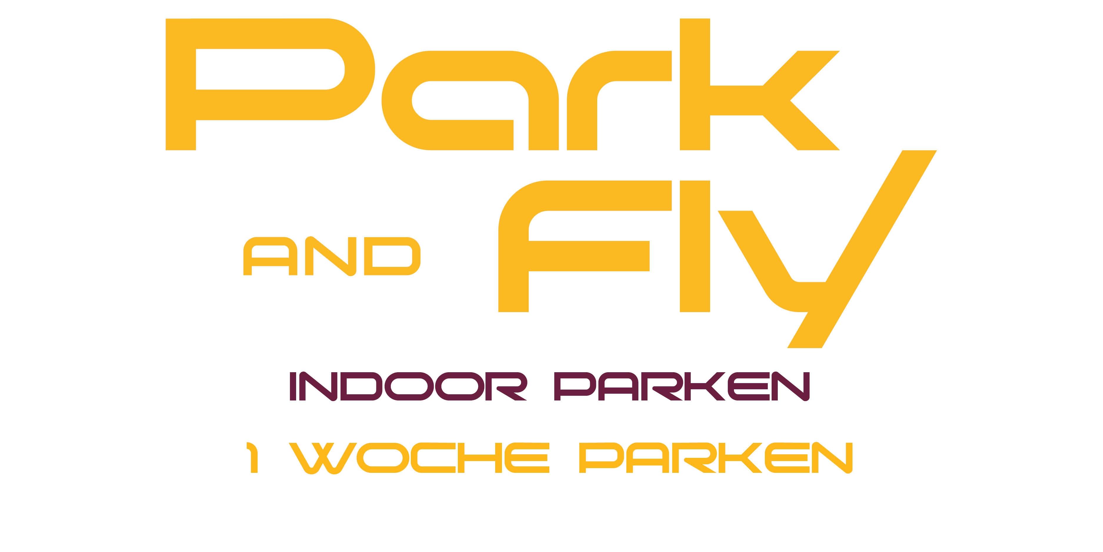 1 Woche parken am Salzburger Flughafen